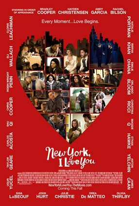 Cartaz do filme NOVA YORK, EU TE AMO – New York, I Love You