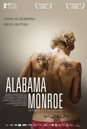 Cartaz do filme ALABAMA MONROE – The Broken Cicle Breakdown