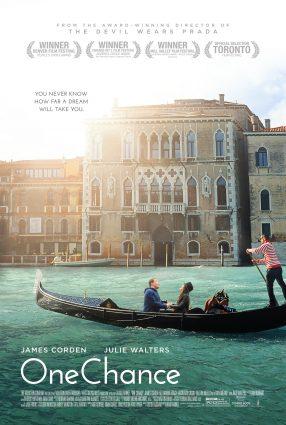 Cartaz do filme APENAS UMA CHANCE – One Chance