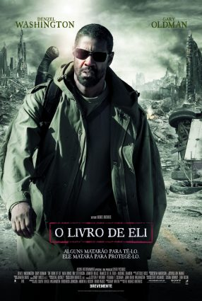 Cartaz do filme O LIVRO DE ELI – The Book of Eli
