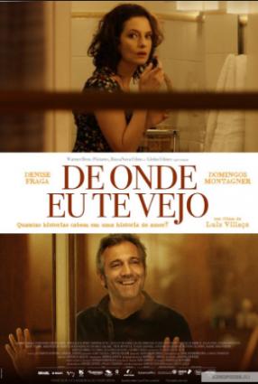 Cartaz do filme DE ONDE EU TE VEJO