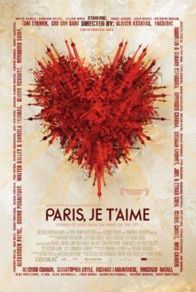 Cartaz do filme PARIS, EU TE AMO – Paris, Je T'aime