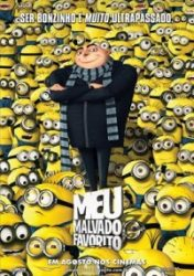 MEU MALVADO FAVORITO – Despicable Me