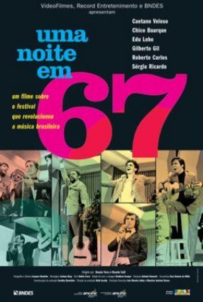Cartaz do filme UMA NOITE EM 67