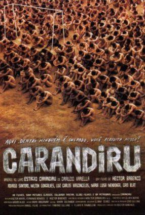 Cartaz do filme CARANDIRU