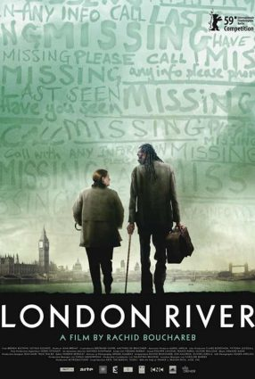 Cartaz do filme LONDON RIVER – DESTINOS CRUZADOS – London River