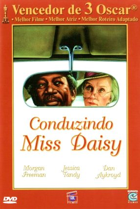 Cartaz do filme CONDUZINDO MISS DAISY – Driving Miss Daisy