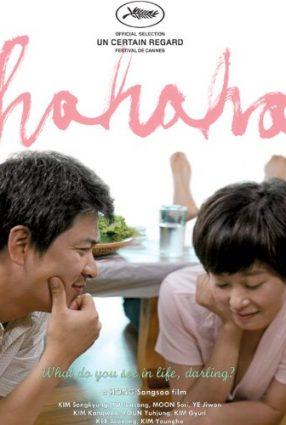 Cartaz do filme HAHAHA (Indie Festival)