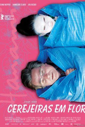 Cartaz do filme HANAMI – CEREJEIRAS EM FLOR – Kirschblüten – Hanami