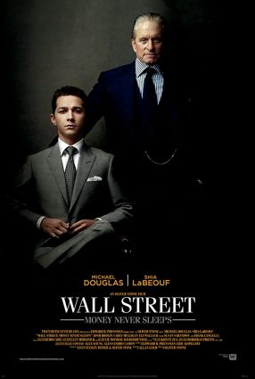 Cartaz do filme WALL STREET – O DINHEIRO NUNCA DORME – Wall Street – Money Never Sleeps