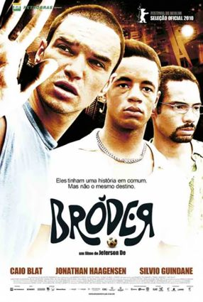 Cartaz do filme BRÓDER
