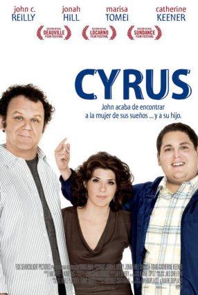Cartaz do filme CYRUS