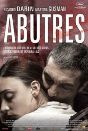 Cartaz do filme ABUTRES – Carancho