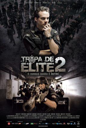 Cartaz do filme TROPA DE ELITE 2 – O Inimigo Agora é Outro