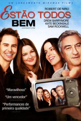 Cartaz do filme ESTÃO TODOS BEM – Everybody's Fine