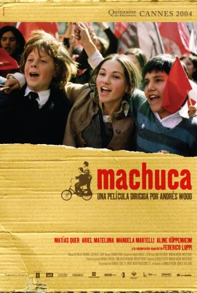 Cartaz do filme MACHUCA