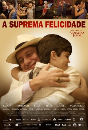 Cartaz do filme A SUPREMA FELICIDADE