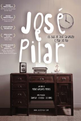 Cartaz do filme José e Pilar