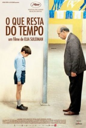 Cartaz do filme O QUE RESTA DO TEMPO – The Time That Remains