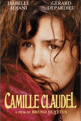 Cartaz do filme CAMILLE CLAUDEL
