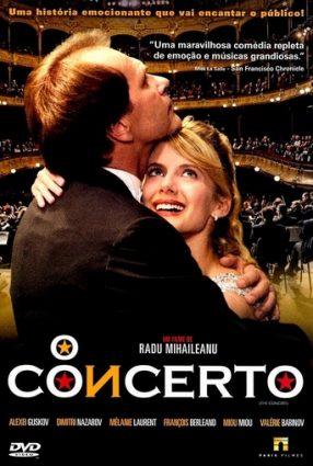 Cartaz do filme O CONCERTO – The Concert