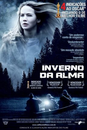 Cartaz do filme INVERNO DA ALMA – Winter's Bone