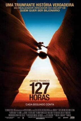 Cartaz do filme 127 HORAS – 127 Hours