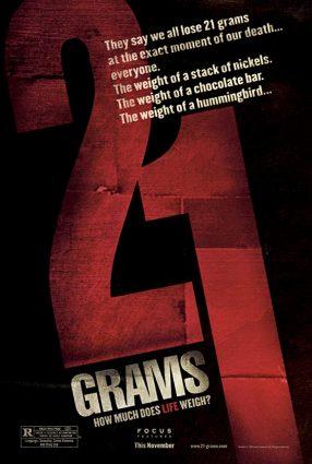 Cartaz do filme 21 GRAMAS – 21 Grams