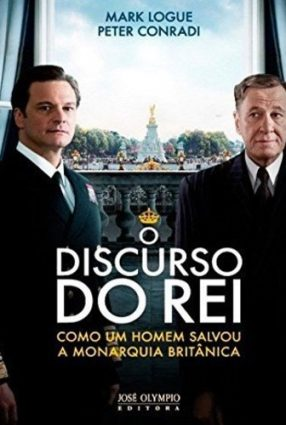 Cartaz do filme O DISCURSO DO REI – The King's Speech