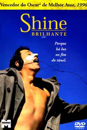 Cartaz do filme SHINE – BRILHANTE