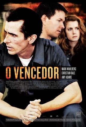 Cartaz do filme O VENCEDOR – The Fighter