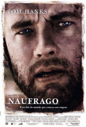 Cartaz do filme NÁUFRAGO – Cast Away