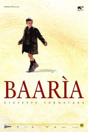 Cartaz do filme BAARÌA – A PORTA DO VENTO – Baarìa