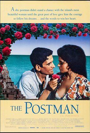Cartaz do filme O CARTEIRO E O POETA – Il Postino