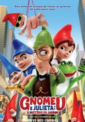 GNOMEU E JULIETA – Gnomeo & Juliet