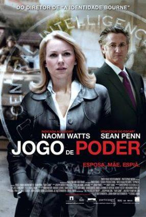 Cartaz do filme JOGO DE PODER – Fair Game