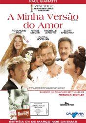 A MINHA VERSÃO DO AMOR – Barney's Version