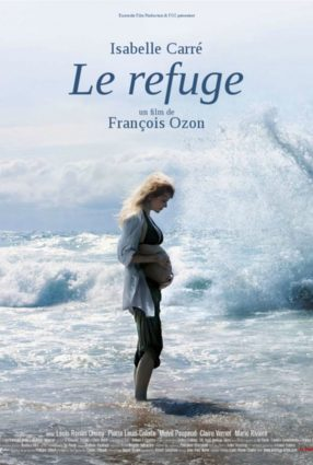 Cartaz do filme O REFÚGIO – Le Refuge