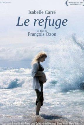 Cartaz do filme O REFÚGIO – Le Refuge