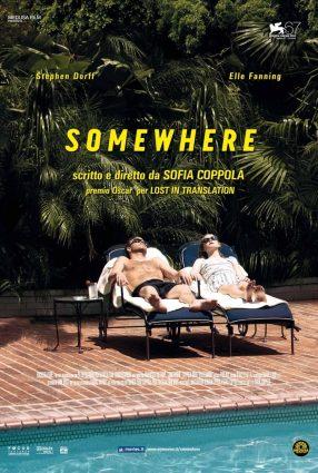 Cartaz do filme UM LUGAR QUALQUER – Somewhere