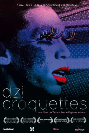 Cartaz do filme DZI CROQUETTES