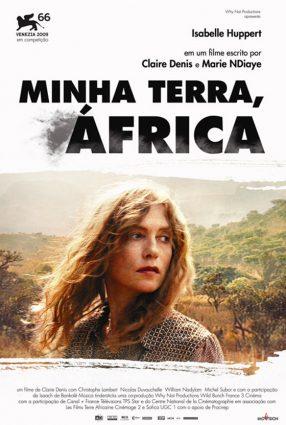 Cartaz do filme MINHA TERRA, ÁFRICA – White Material