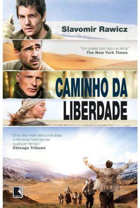 Cartaz do filme CAMINHO DA LIBERDADE – The Way Back