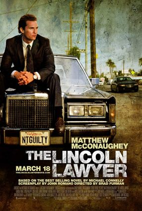 Cartaz do filme O PODER E A LEI – The Lincoln Lawer