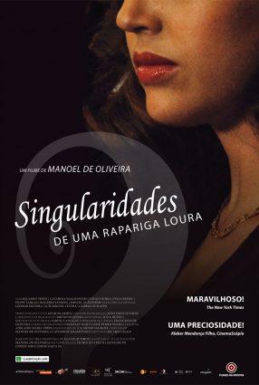 Cartaz do filme SINGULARIDADES DE UMA RAPARIGA LOURA