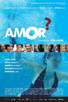 Cartaz do filme AMOR?