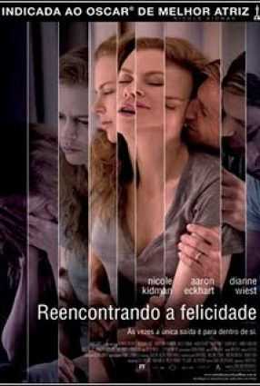 Cartaz do filme REENCONTRANDO A FELICIDADE – RABBIT HOLE