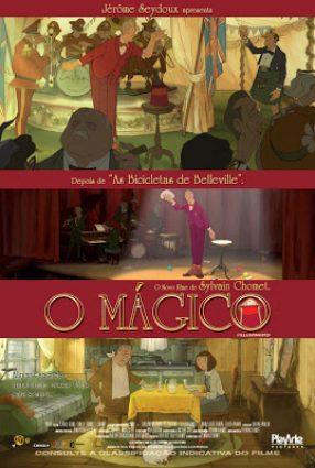 Cartaz do filme O MÁGICO – L'Illusionniste