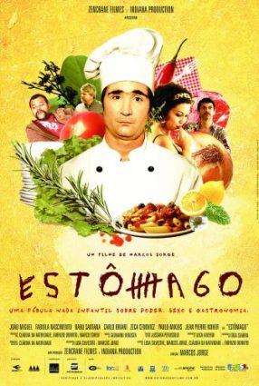 Cartaz do filme ESTÔMAGO