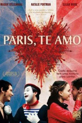 Cartaz do filme PARIS, EU TE AMO – Paris, Je T'aime